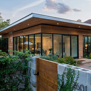 West 8th Street Residence